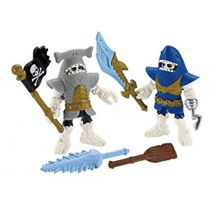 Fisher-Price Imaginext Pirate Skeleton Deckhands