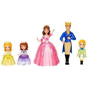 Mattel Disney Sofia The First Royal Family Giftset