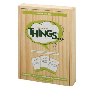 Patch Products Inc. The Game of Things Board Game