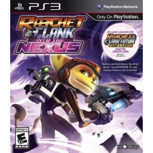 Sony Ratchet and Clank: Into the Nexus - PS3