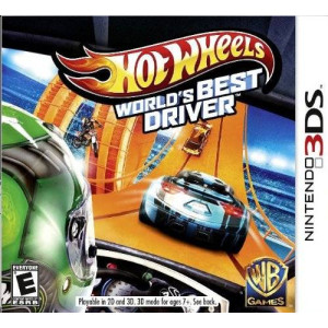 Mattel Hot Wheels World's Best Driver