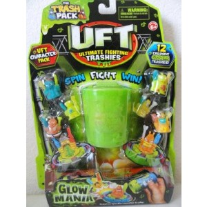Moose Touys Trash Pack UFT 12-Pack Glow Mania Exclusive