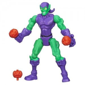 Marvel Super Hero Mashers Green Goblin Figure