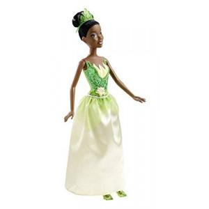 Mattel Disney Princess Sparkling Princess Tiana Fashion Doll