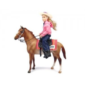 Breyer Western Horse The Rider