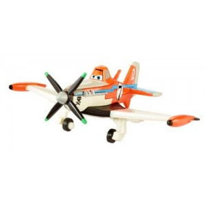 Mattel Disney Planes Fire and Rescue Supercharged Dusty Die-cast Vehicle