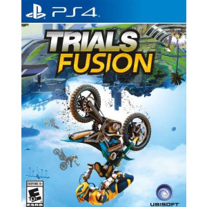 Ubisoft Trials Fusion - PlayStation 4
