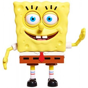 SpongeBob SquarePants Spongebob Talking Smartypants Doll