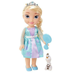 Disney Frozen 31070 Toddler Elsa Doll with Reflection Eyes