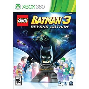 Warner Home Video - Games LEGO Batman 3: Beyond Gotham - Xbox 360