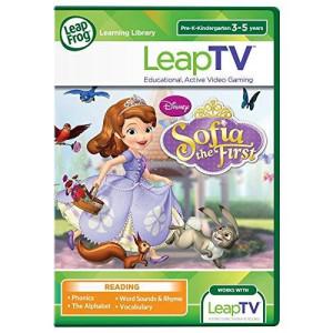 LeapFrog Enterprises LeapFrog LeapTV Disney Sofia The First Educational, Active Video Game