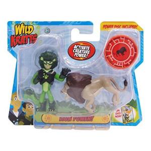 Wicked Cool Toys Wild Kratts, Animal Power Set, Lion Power