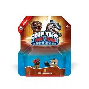 Activision Skylanders Trap Team: Bop and Terrabite - Mini Character 2 Pack
