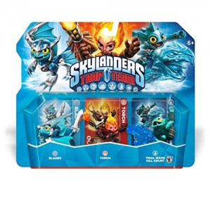 Activision Skylanders Trap Team: Torch, Blades, and Gill Grunt - Triple Character Pack