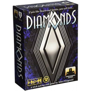 Stronghold Games Diamonds Board Game