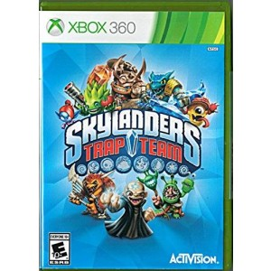 Activision Skylanders Trap Team REPLACEMENT GAME ONLY for Xbox 360
