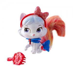 Disney Princess Palace Pets - Furry Tail Friends Doll - Snow White's Kitty, Honeycake