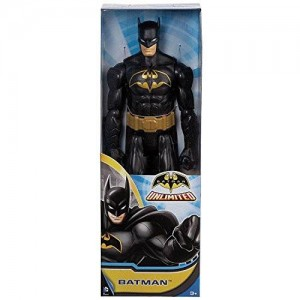 "Dc Comics Batman 12"" Action Figure with 9 Points of Articulation Collectible Figure"