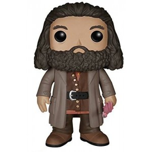"Funko POP Movies: Harry Potter - Rubeus Hagrid 6 "" Action Figure"