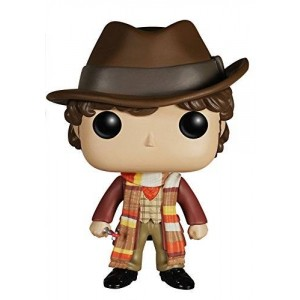 Funko 4629 POP TV: Doctor Who Dr #4 Action Figure
