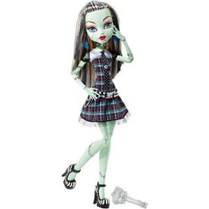 "Monster High 17"" Large Frankie Stein Doll"