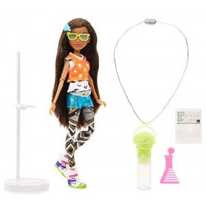 Project Mc2 Doll with Experiment- Bryden's Glow Stick