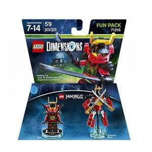 Warner Home Video - Games Ninjago Nya Fun Pack - LEGO Dimensions