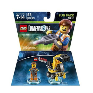 Warner Home Video - Games LEGO Movie Emmet Fun Pack - LEGO Dimensions