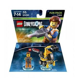 Warner Home Video - Games LEGO Movie Emmet Fun Pack - LEGO Dimensions