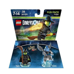 Warner Home Video - Games Wizard of Oz Wicked Witch Fun Pack - LEGO Dimensions
