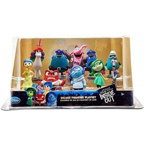 INsideOUT Disney / Pixar Inside Out Inside Out Deluxe Figure Playset