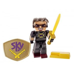 Zoofy International Sky Action Figure with Accessory