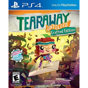 Sony Tearaway Unfolded - PlayStation 4