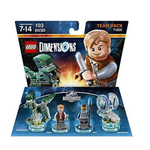 Warner Home Video - Games Jurassic World Team Pack - LEGO Dimensions