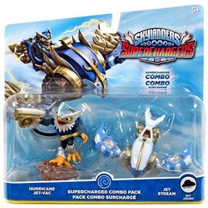 Activision Skylanders SuperChargers Dual Pack #2: Hurricane Jet-Vac and Jet Stream