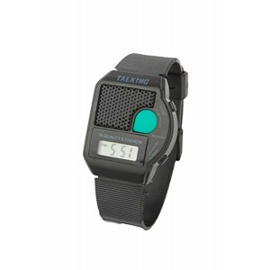 LSS LSandS Front Button, Front Speaker Talking Watch