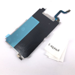E-REPAIR Screen Back Classic Metal Plate with Heat Shield / Home Button Flex Cable Preinstalled Replacment