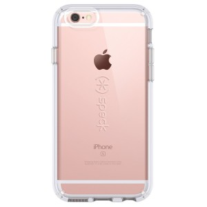 Speck 73684-5085 CandyShell Case for iPhone 6s and iPhone 6 - Retail Packaging - Clear