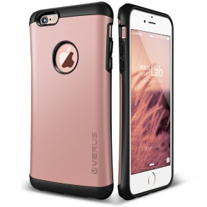 iPhone 6S Case, Verus [Thor][Rose Gold] - [Military Grade  Drop Protection][Natural Grip] For Apple iPhone 6 6S 4.7
