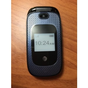 ZTE Z222 Unlocked Flip Phone with Camera