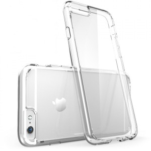 iPhone 6s Case, TheCityCase Premium and HQ Shock-absorbing Case with Hard PC Back and TPU Bumper C