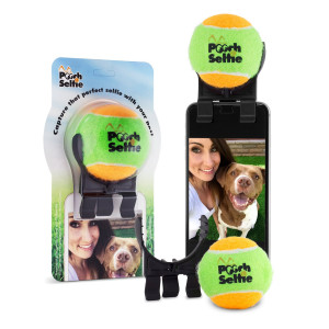 Pooch Selfie™ Pooch Selfie: The Original Pet Selfie Smartphone Attachment