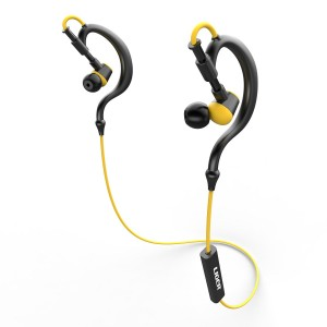 Bluetooth Headphones, Liger XS2 Wireless Bluetooth 4.1 Headphones Noise Cancelling Headphones w/ Microphone, Great for Sports, Running, Gym, Exercise.