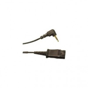 Plantronics Cable 2.5MM To Qd Cable CA10SPARE Part Order Increments Of 6