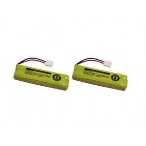 2 Pack Axiom Replacement Battery For Vtech BT18443 BT28443 Cordless Home Phone