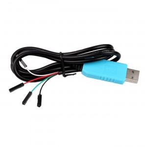 JBtek WINDOWS 8 Supported Debug Cable for Raspberry Pi USB Programming USB to TTL Serial Cable