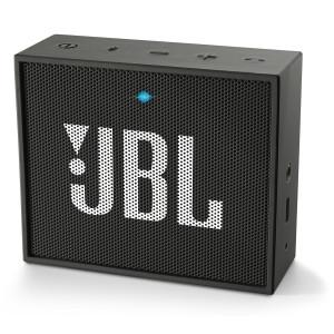 JBL GO Portable Wireless Bluetooth Speaker W/ A Built-In Strap-Hook (black)