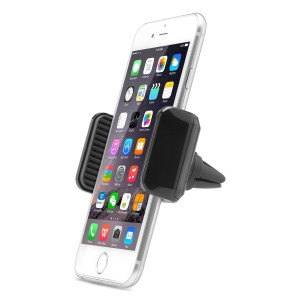 AUKEY Car Mount Air Vent Cell Phone Holder Cradle for iPhone 7, 6, 6S, Samsung and Other Android, Windows Smartphones