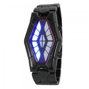 WPOS New Design Double Sports LED Analog and Digital Men/Woman Unisex Sport Wrist Watch (Black)