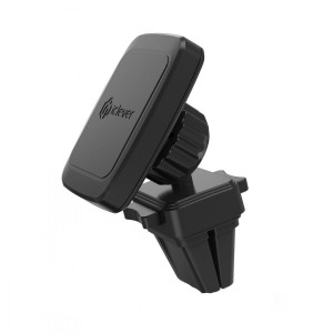 iClever Car Mount IC-CH07 Universal Air Vent Phone Holder, Strong Magnetic Apple / Samsung Smartph